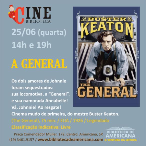 Cine Biblioteca - A General