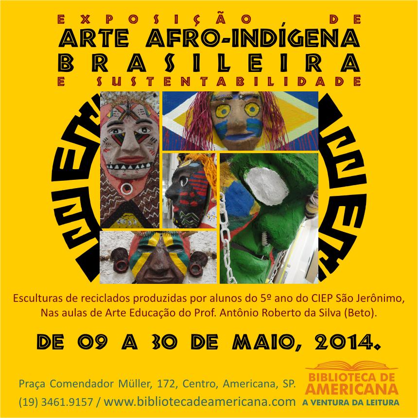 Arte Afro-indígena brasileira (1/6)