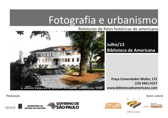 Fotografia e Urbanismo