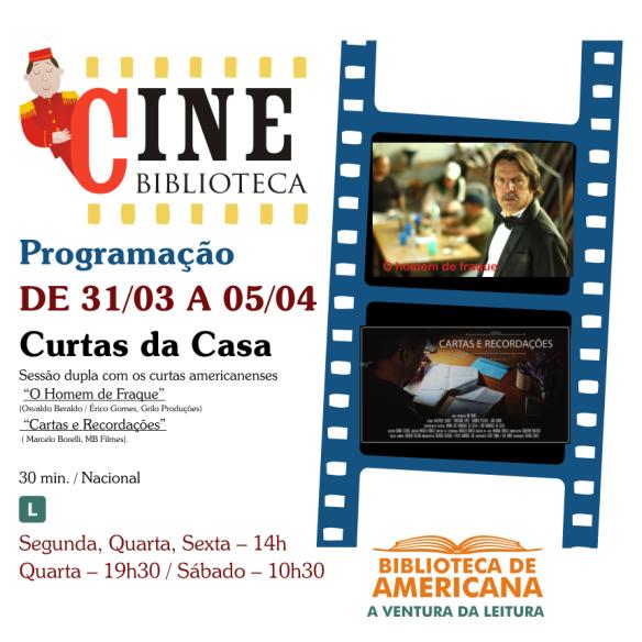 Cine Biblioteca - Facebook