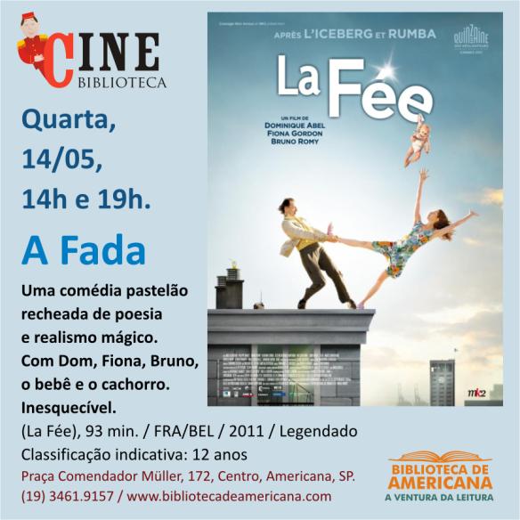 Cine Biblioteca - A Fada