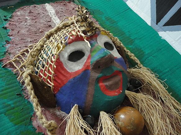 Arte Afro-indígena brasileira (3/6)