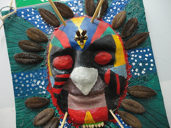 Arte Afro-indígena brasileira (4/6)