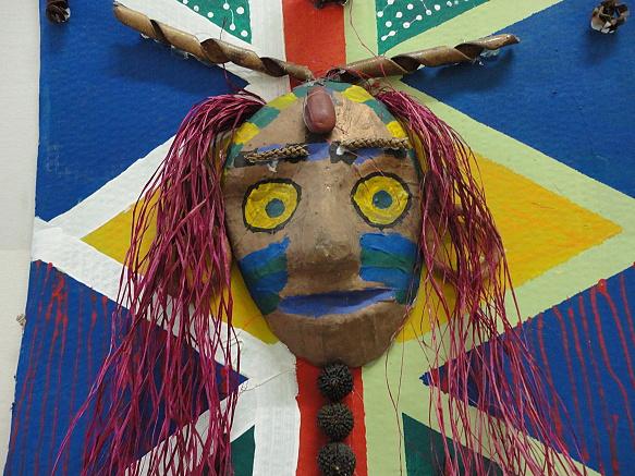 Arte Afro-indígena brasileira (2/6)