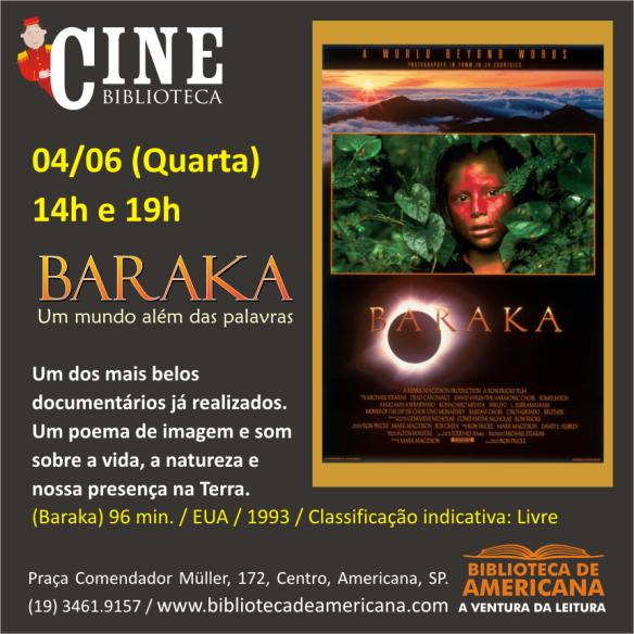 Cine Biblioteca - Baraka