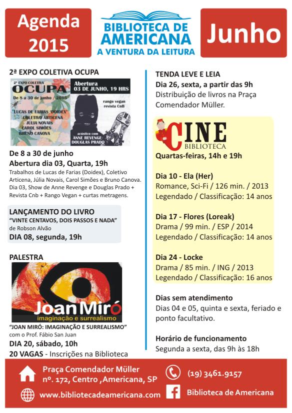 Agenda 2015 - 06 - Junho.