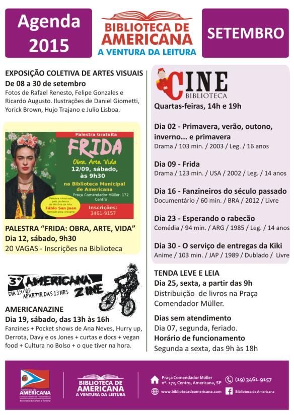 Agenda 2015 - 09 - Setembro.