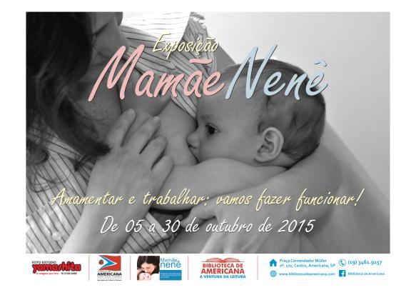 Expo Mamãe Nenê.